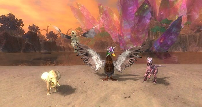 Upcoming EverQuest 2 Patch Focuses on Familiars