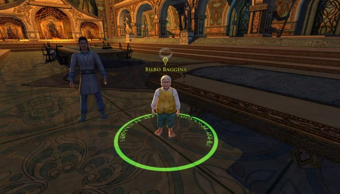 The Lord of the Rings Online Players Pay Tribute To Sir Ian Holm