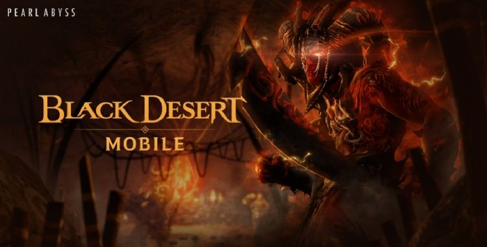 Black Desert Mobile Receives New World Boss