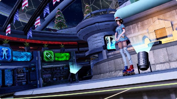 Phantasy Star Online 2 Independence Day Event Live