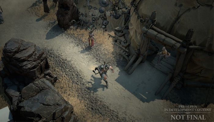 Diablo IV Unveils 'The Dry Steppes', Gives Developer Update