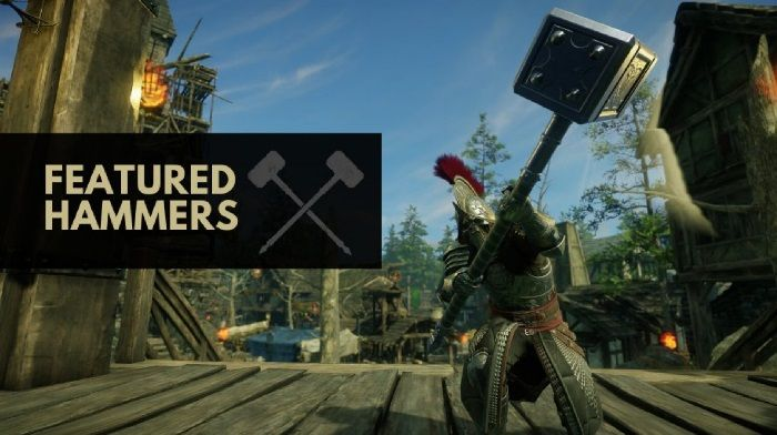New World Unedited Combat Video Surfaces, Plus Info on Hammers
