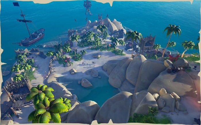 Sea of Thieves Will Receive Custom Servers
