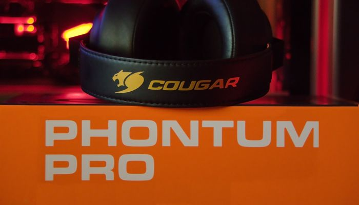 Cougar Phontum Pro Headset Review