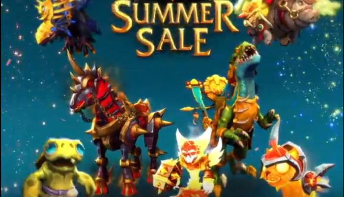 World of Warcraft Summer Sale Begins Now