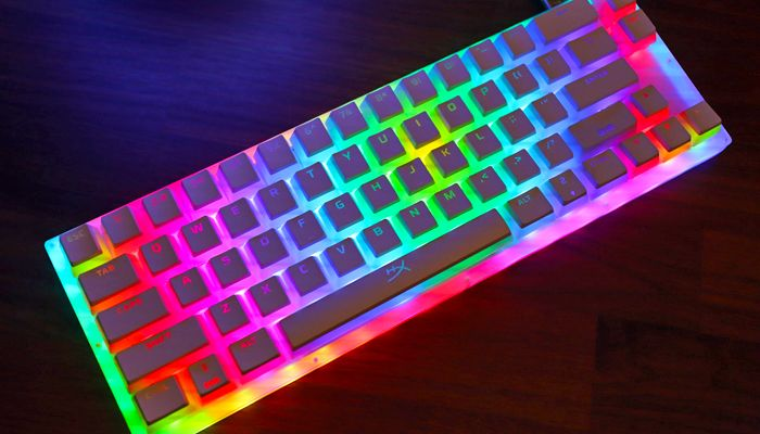 Womier K66 Review: The Most RGB of RGB Keyboards