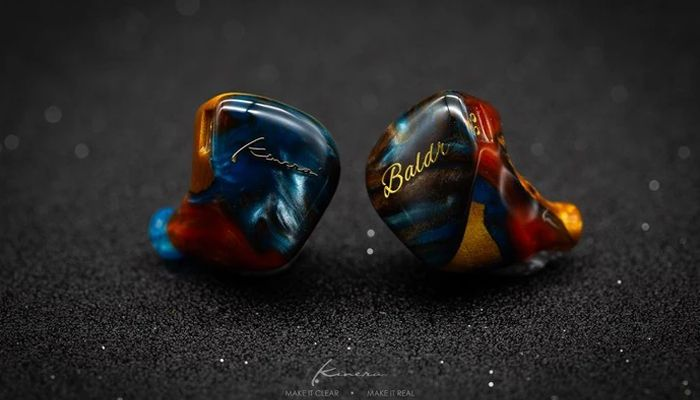 "Kinera Announces Stunning $1399 In-Ear Monitors, Dubbed ""Baldr"""