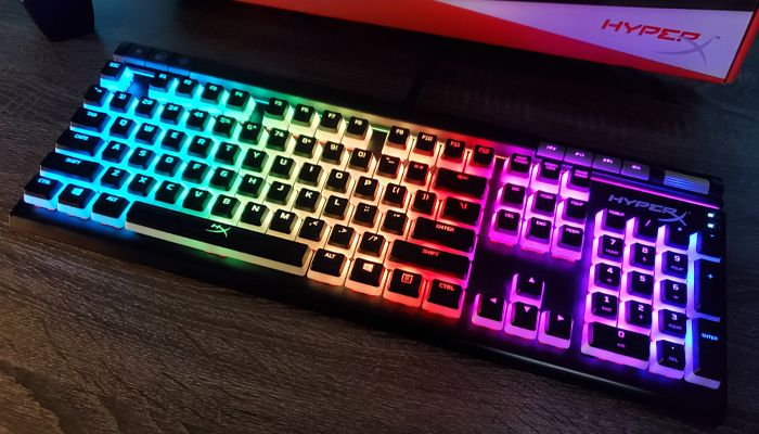 HyperX Alloy Elite 2 Keyboard Review