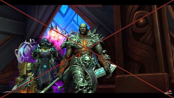 WoW Shadowlands Alpha Build 34972 Datamine Reveals Info on Customization, Dungeons, More