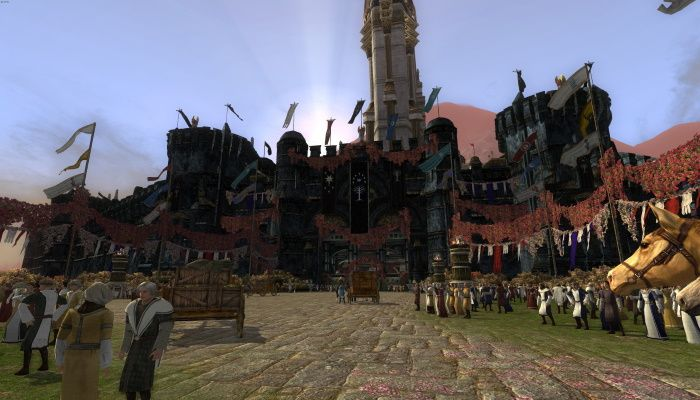 The Lord of the Rings Online's Latest Update Adds Some Much Needed QoL Features