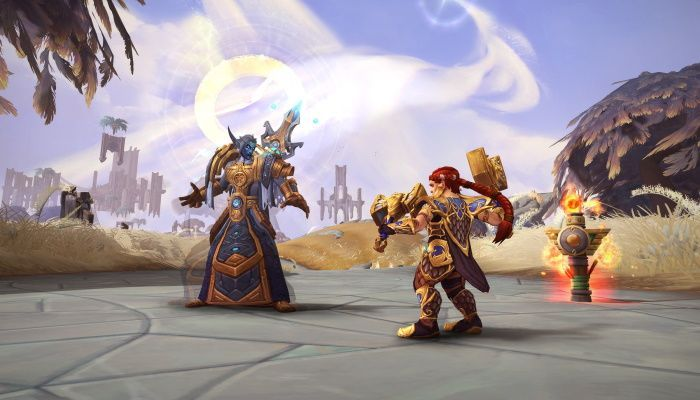 Changing Your Gender in World of Warcraft Will Be Free in Shadowlands