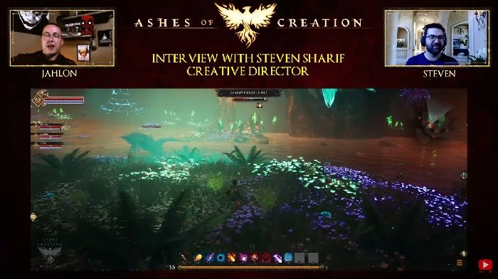 Ashes of Creation's Creative Director Interview Touches on Servers, Housing, More