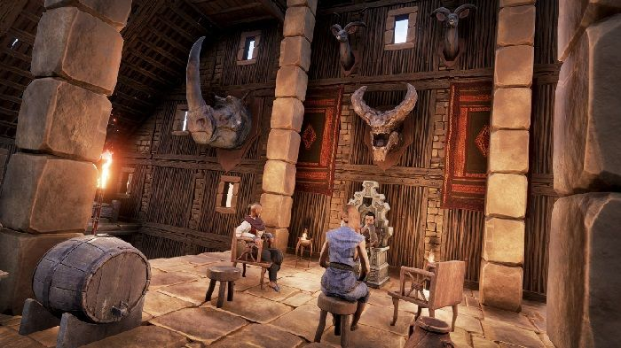 Conan Exiles Friends List Continues to Receive Fixes