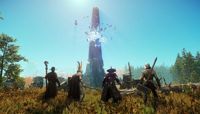 Amazon's MMO New World Delayed, Again, Now Coming Spring 2021