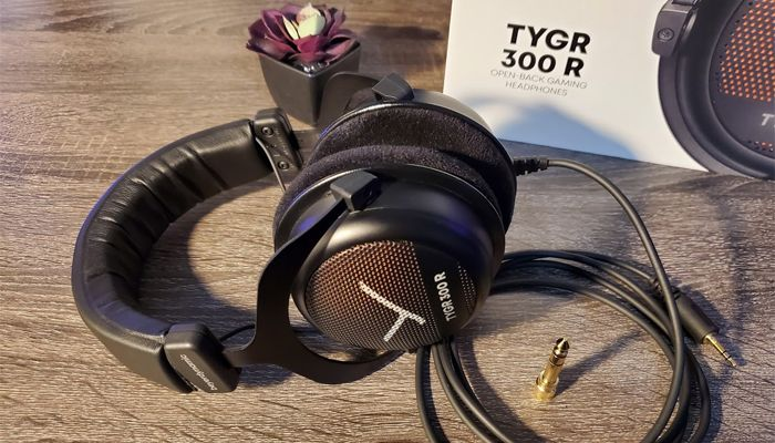 TYGR 300 R Open-Back Gaming Headphones Review
