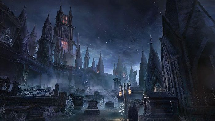 Here's a 360° View of Elder Scrolls Online's Castle Thorn