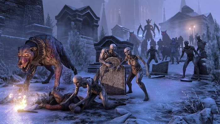 Elder Scrolls Online Stonethorn DLC Hits PTS, Along With Patch Notes