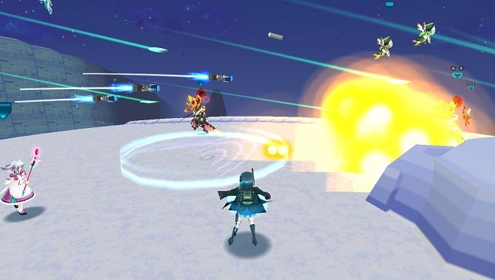 Japanese Action MMORPG 'CosmicBreak Universal' Heading to Steam