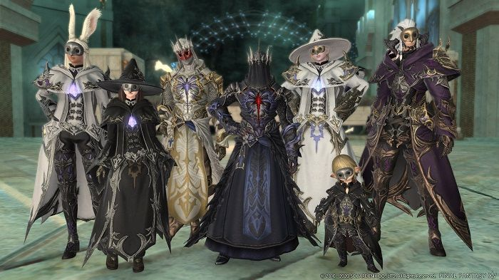 Final Fantasy XIV Launches Reflections in a Crystal Update August 11th