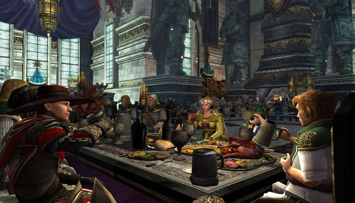 UPDATE: LOTRO, DDO Servers Still Down After Days Of Instability