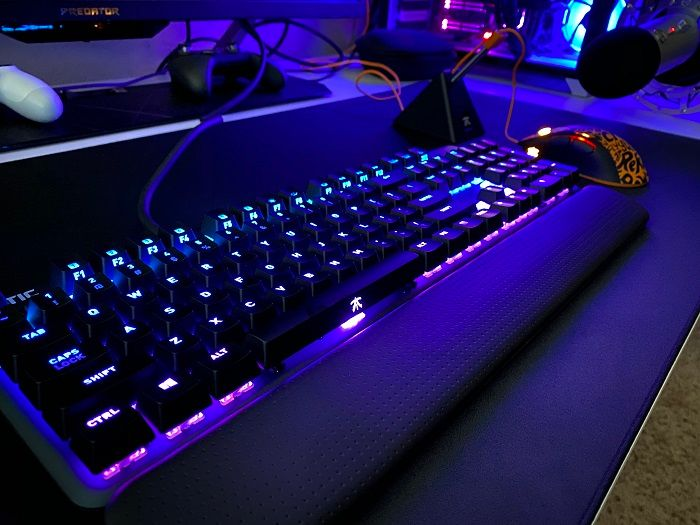 REVIEW: Fnatic Gaming Peripheral Ecosystem