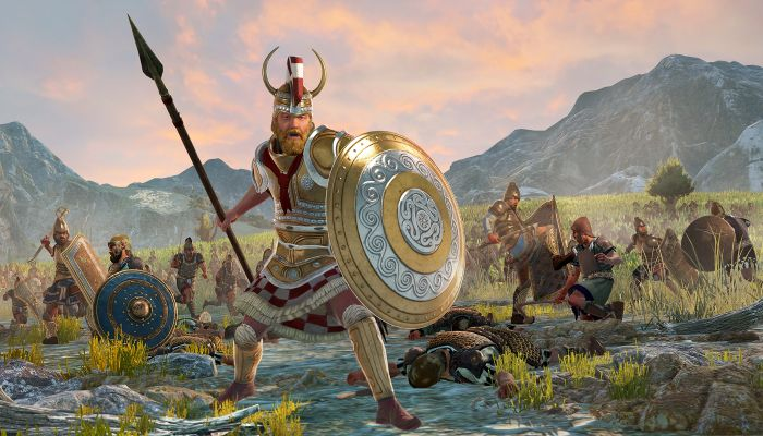 A Total War Saga: TROY Hands On Preview