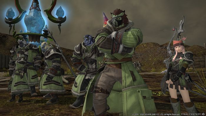 Final Fantasy XIV - Going Free To Play Up To Level 60, and Other Notes From LIVE Letter