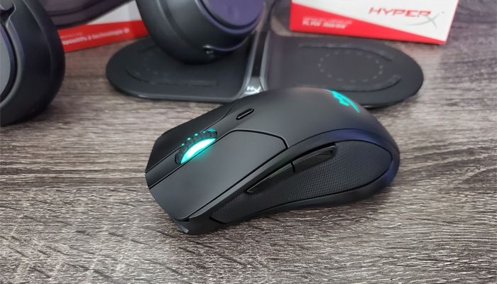 HyperX Pulsefire Dart Wireless Mouse Review