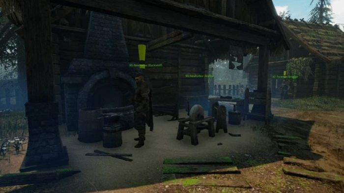 Kickstarter Medieval MMO, Past Fate, Receives Alpha Patch Notes