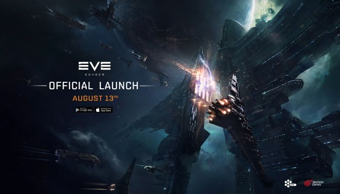 EVE Echoes Launching August 13, Pre-Registration Open Now