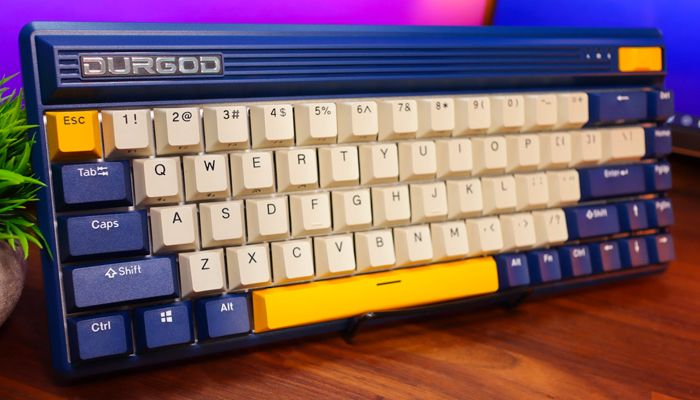 Durgod Fusion Retro Keyboard Review