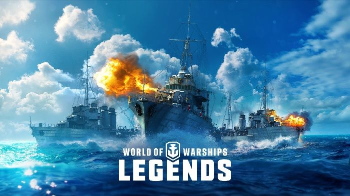 World of Warships: Legends Anniversary Brings Major Update