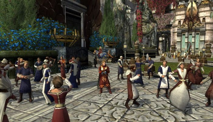 World Chat Has Returned To The Lord of the Rings Online