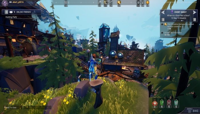 Dauntless Brings a Whole New Homeworld