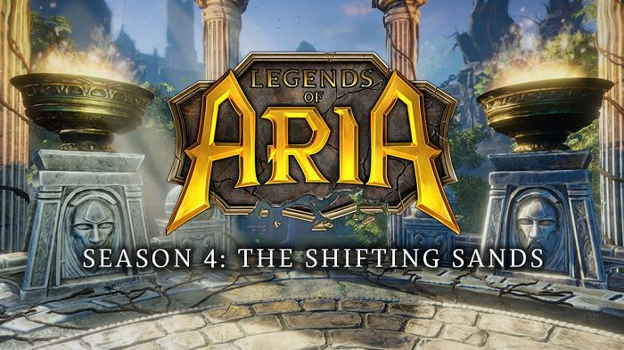 Legends of Aria: Season 4 - Shifting Sands Arrives August 10th