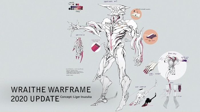 Tennocon: Art Panel Warframe 2020 Reveals