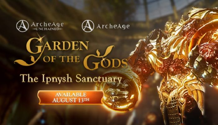 You'll Need Garden of the Gods to Access ArcheAge Unchained's Ipnysh Sanctuary On August 13
