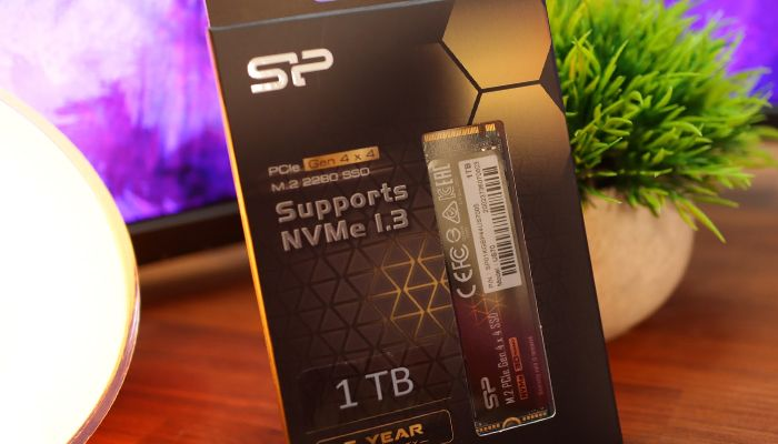 Silicon Power US70 PCIe 4.0 SSD Review
