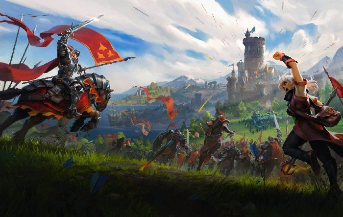 Albion Online Guild Season 10 Pushed Back By One Week