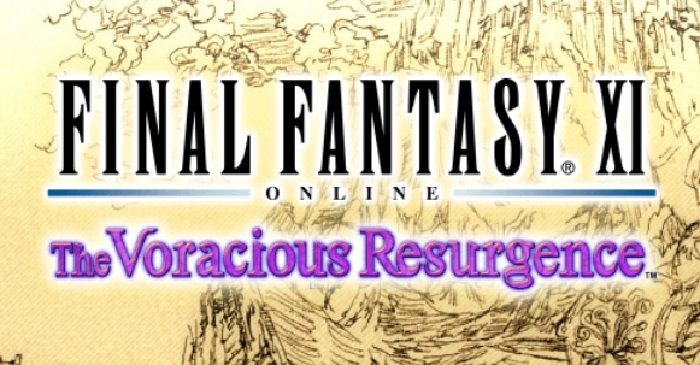 Website for 'Final Fantasy XI: The Voracious Resurgence' Now Live