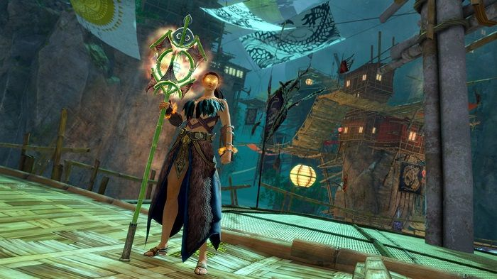 Guild Wars 2 - The Festival of the Four Winds Returns on August 11th