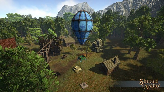 Shroud of the Avatar's Community Update Outlines Player-Owned Town Teleporters