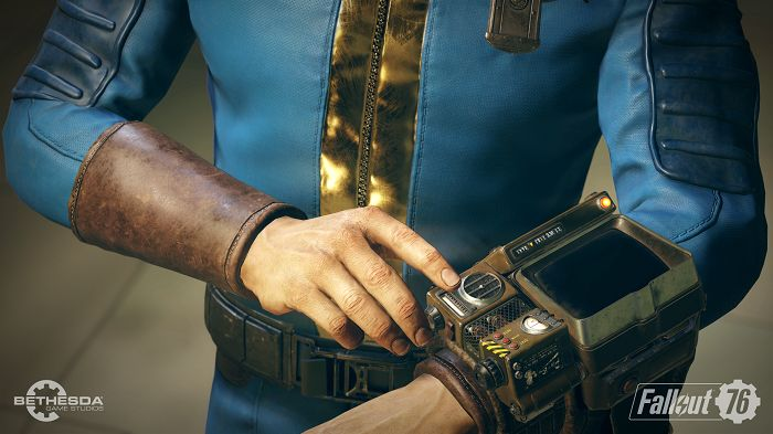 Fallout 76 - Update 21 Releases, Players Complain Over C.A.M.P.