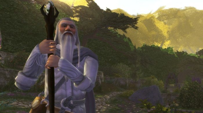 Lord of the Rings Online - Developer Dismisses the Idea of LOTRO Classic
