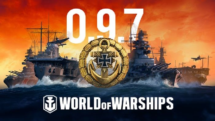 World of Warships Update 0.9.7 Brings German Aircraft Carriers