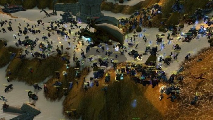 Horde Players Deny Alliance Victory in 10-Hour Struggle in WoW Classic