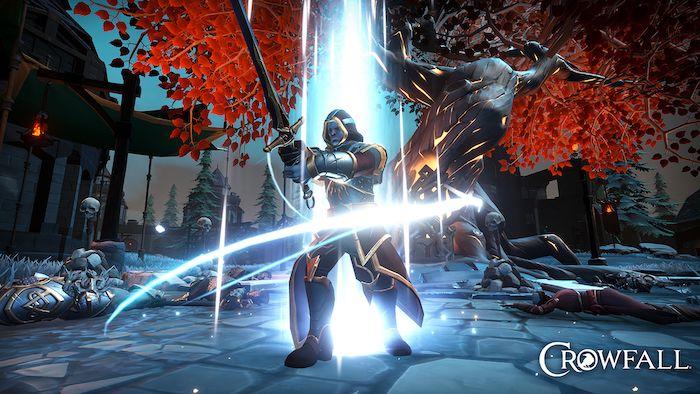 Crowfall entra en beta el 11 de agosto