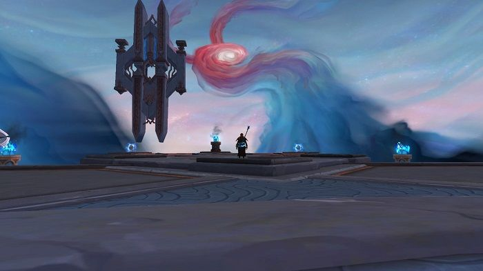 World of Warcraft - Robins Take on Restarting in Shadowlands Beta