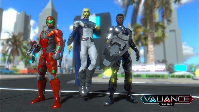 Valiance Online - Versiones beta abiertas limitadas, disponibles hasta el 16 de agosto