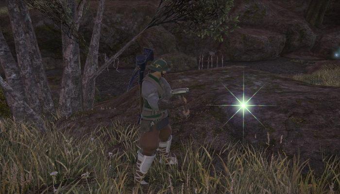Riesgo versus recompensa: recopilación de recursos en MMORPG